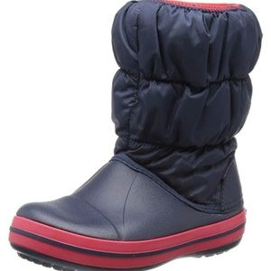 Crocs winter puff boots